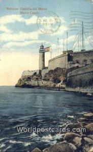 Castillo del Morro, Morro Castle Habana Cuba, Republica de Cuba 1920 Missing ...