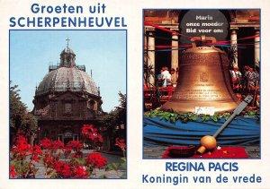 Belgium Groeten uit Scherpenheuvel Regina Pacis Koningin van de Vrede Postcard