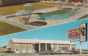 New Mexico Deming Raamada Inn & Swimming Pool