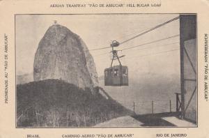Brasil. Caminho Aero Pao De Assucar , Rio de Janeiro , 00-10s