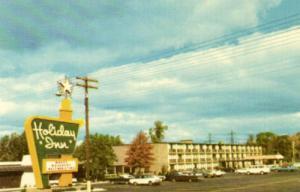 Mishawaka, Ind., HOLIDAY INN, Hotel (1960s)