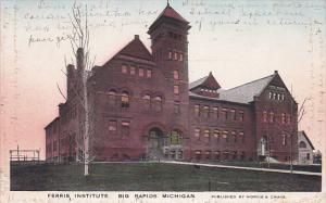 BIG RAPIDS, Michigan, PU-1907; Ferris Institute