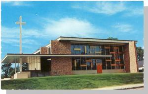 Houlton, Maine/ME Postcard, St .Mary's Church,Near Mint!