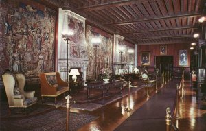 11021 The Tapestry Gallery, Biltmore House, Asheville, North Carolina