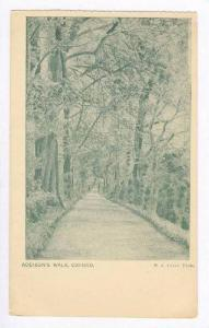 Addison's Walk, Oxford (Oxfordshire), England, UK, 1900-1910s