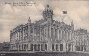 Cuba Havana New President's House