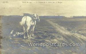 Le Chemin de al Gloire, France, Carte, Postcard Salon de 1905 Le Chemin de al...