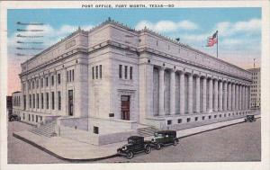 Texas Fort Worth Post Office 1944