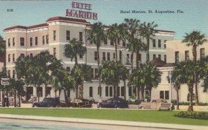 Florida St Augustine Hotel Marion sk3309