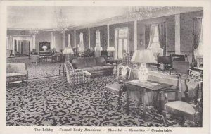 Michigan Dearborn Dearborn Inn The Lobby Albertype