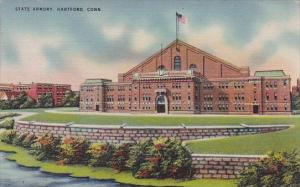 State Armory Hartford Connecticut 1943