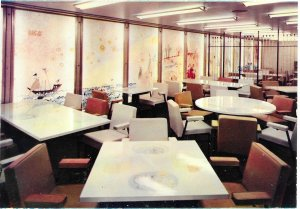 SS France 2,000 passenger Cruise Ship 1971. Learning area for Youth