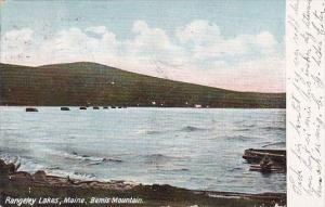 Maine Rangeley Lakes Bemis Mountain 1908