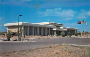 Sun City Arizona~Sun Cities Art Museum~1970s Postcard