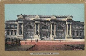 NEW YORK CITY, New York, 1901-1907; Metropolitan Museum Of Art