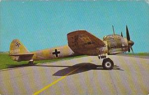 GERMAN JUNKERS JU-88D BOMBER