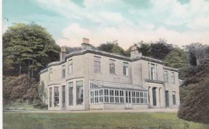 HAYFIELD , Derbyshire , England , 1900-10s  ; Park Hall , TUCK 4915