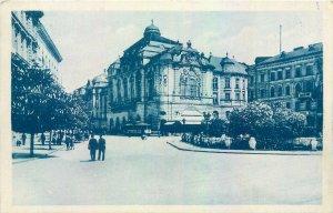 Postcard Slovakia Bratislava