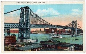 New York City, Williamsburg Bridge