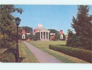 Unused Pre-1980 LIBRARY SCENE Newark Delaware DE hs2068
