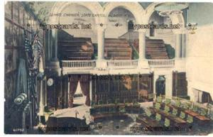 Senate Chamber, Albany NY