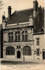 CPA BEAUGENCY - Hotel de Ville (270602)