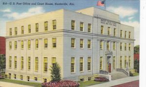HUNTSVILLE , Alabama , 30-40s ; Post Office
