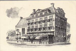 Cafe-Restaurant, Goude Hooft, DEN HAAG, Netherlands, PU-1960