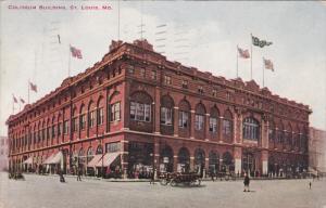 ST. LOUIS, Missouri, PU-1912; Coliseum Building