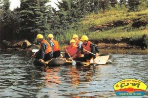 9th Scouts Canada Jamboree CJ '97 Thunder Bay Ontario, Boat, Scouting