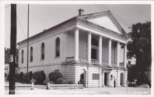 RP, GEORGETOWN, South Carolina, 30-40s; Historic County Court House