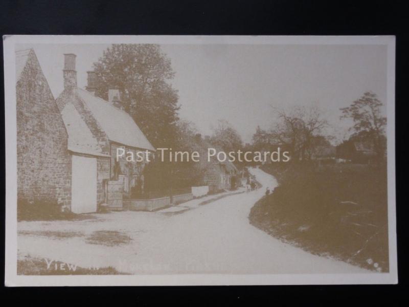Northamptonshire: Moreton Pinkney (Scene 5) Reproduction Postcard