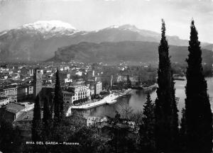 Italy Riva del Garda - Panorama 1954