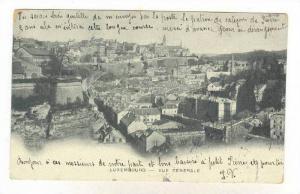 Vue Generale, Luxembourg, PU-1905