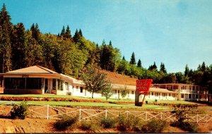 California Dunsmuir Oak-Lo Motels