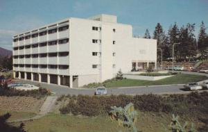 Exterior,  Cariboo Memorial Hospital,  Williams Lake,  B.C.,  Canada,  40-60s