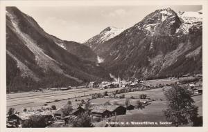 RP, Krimml M. D. Wasserfallen U. Seekar, KRIMML (Salzburg), Austria, 1920-1940s