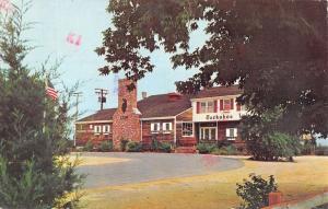 Beesleys Point New Jersey Tuckahoe Inn Marmora Vintage Postcard K107809