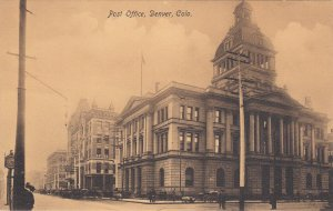 DENVER , Colorado, 1900-10s ;  Post Office