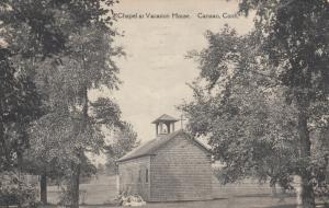 CANAAN, Connecticut, PU-1934 ; Chapel at Vacation House