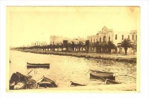 SOUSSE , Tunisia, 1910s   Boulevard President-Fallieres
