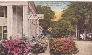 DORSET , Vermont , 1920-30s ; Dorset Inn