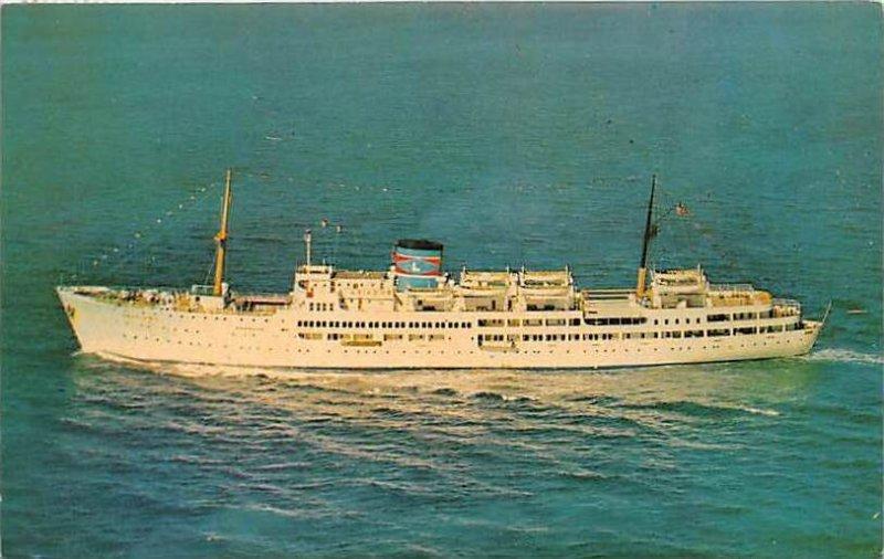 5271  S.S. Ariadne   Eastern Steamship Corp