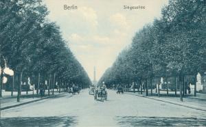 Germany Berlin Siegesallee 01.58