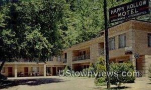 Happy Hollow Motel - Hot Springs National Park, Arkansas AR