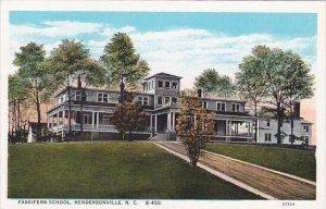 North Carolina Hendersonville Fassifern School