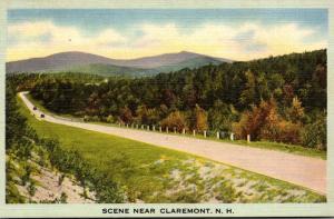 New Hampshire Scene Near Claremont