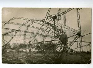 247850 GERMANY airship Zeppelin crash Friedrichshafen photo