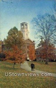 Erwin Hall, Marietta College - Ohio