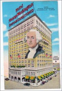FL - Hotel George Washington, Jacksonville